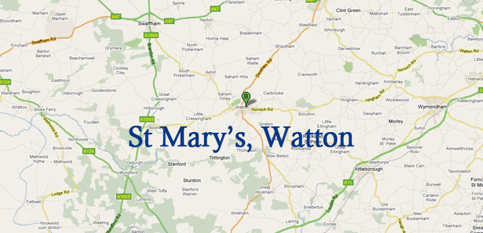 Contact Us St Marys Church Watton